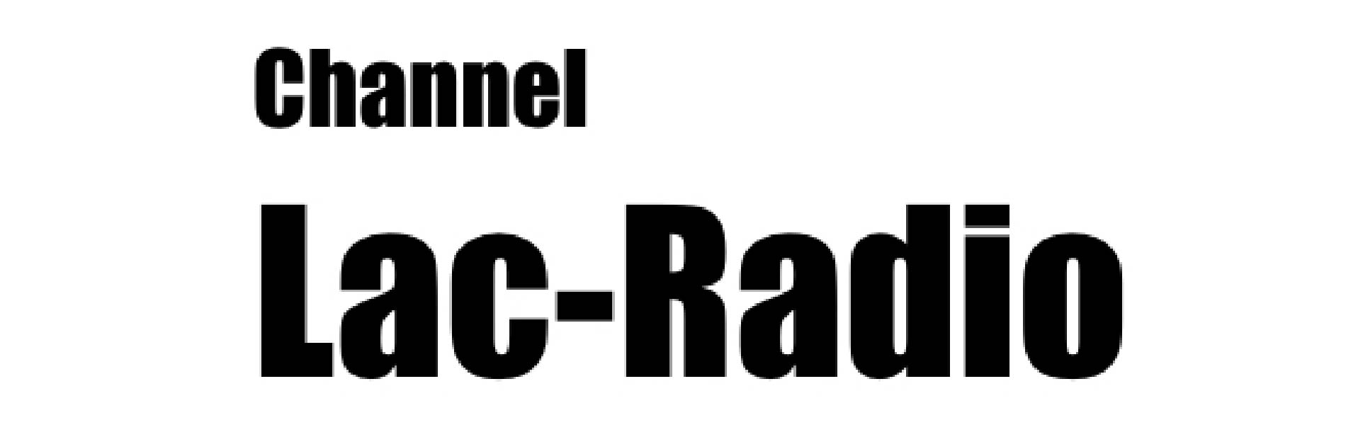 Lac-Radio仮ロゴ